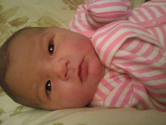 Baby Ellie-Paige.