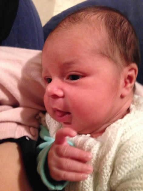 Baby Te Aika-Puanaki Waretini.
