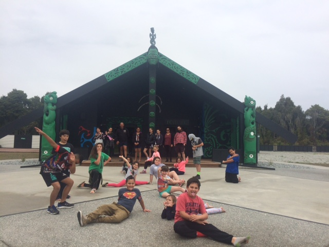 Fusion wānanga holiday program at Arahura marae 1 of 4