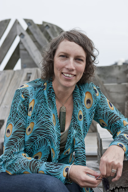 Hinemoana Baker is Victoria Writer-in-Residence for 2014.