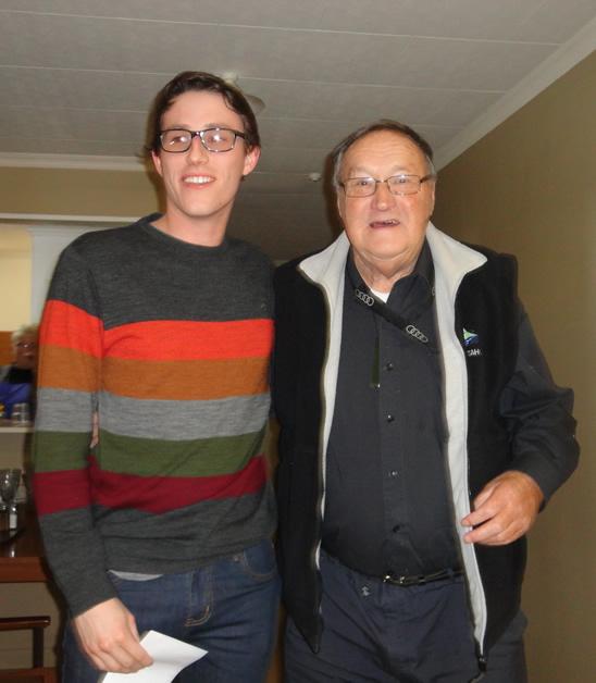 James and Peter Marshall.