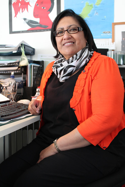 Kim Wetini - Looking forward to fierce competition at Te Matatini 2015.