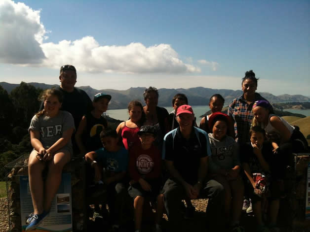 Tamariki had a great time at this year's Living Springs Camp.