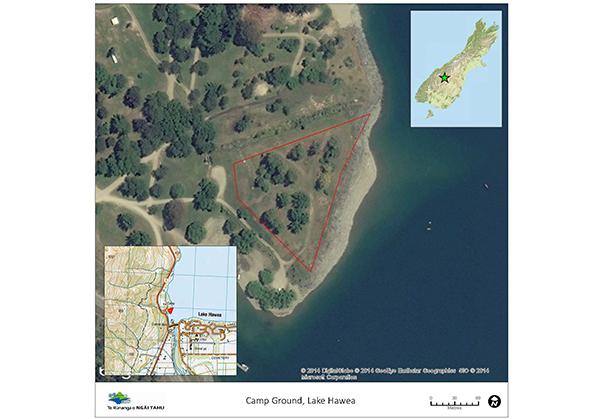 Lake Hawea – Nohoanga 3 (Adj Camp Ground).