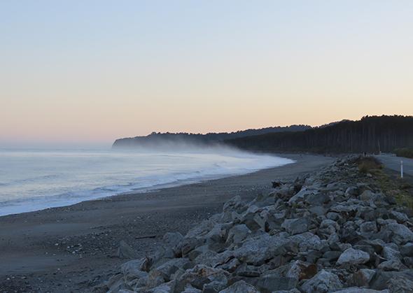 Mahitahi-Bruce Bay.