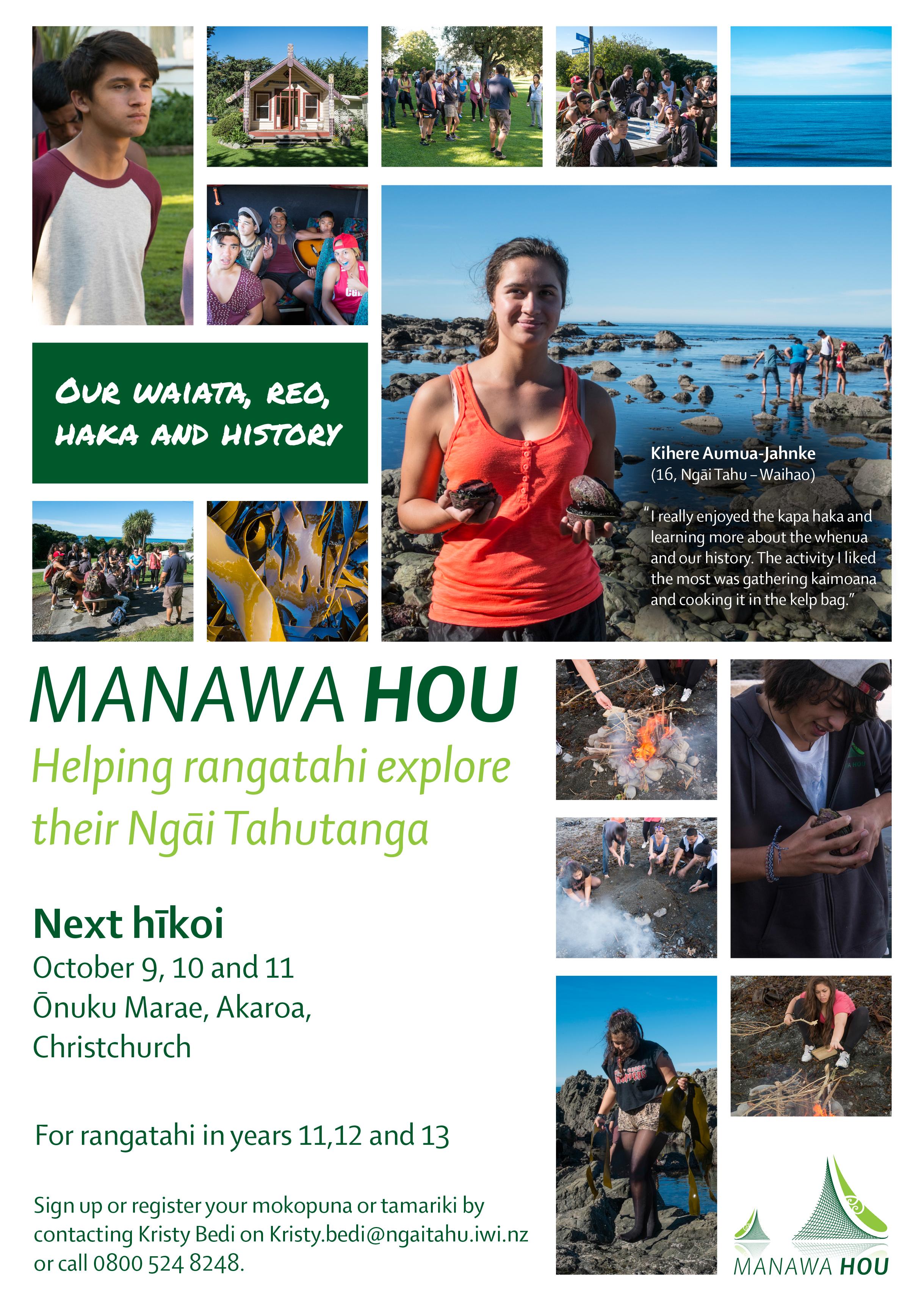 Manawa Hou A4 layout