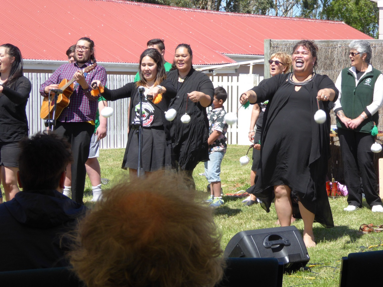 Marae open day pic 16.