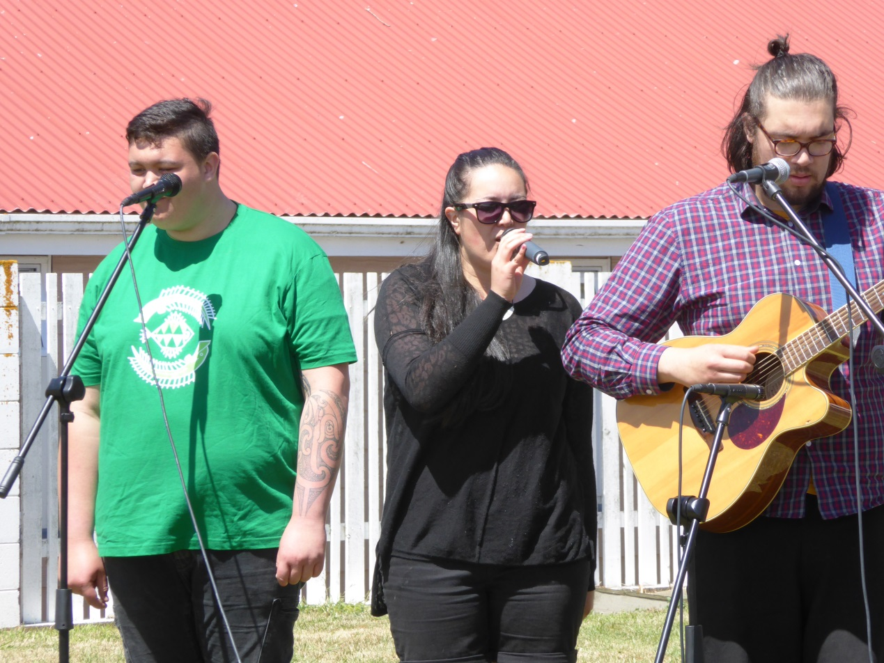 Marae open day pic 17.