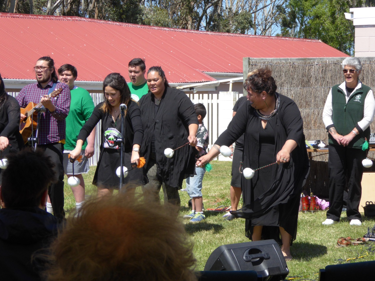 Marae open day pic 8.
