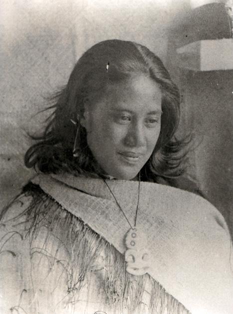 Mere Te Kaehe Korako Karetai (Mrs Fowler - Terry's Grandmother).