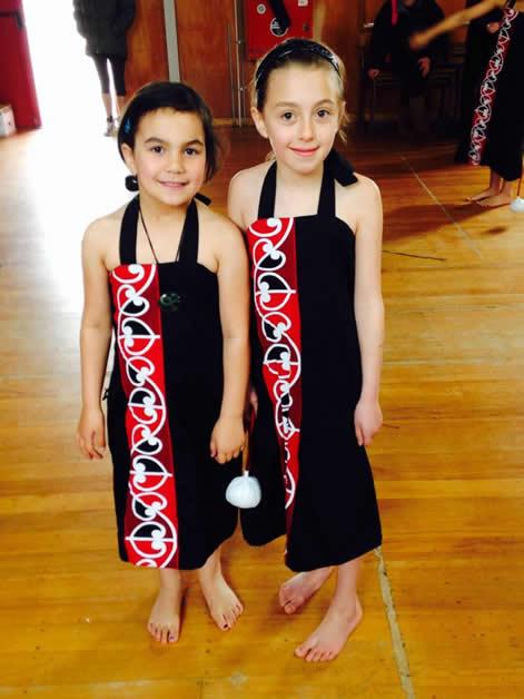Metua Cranwell and Te Manaaki Karasulas.