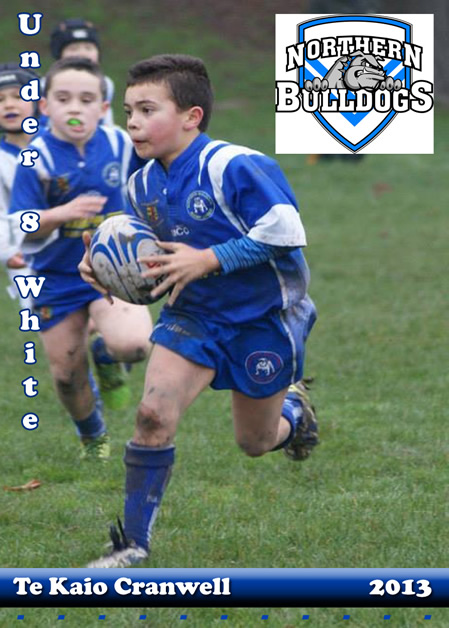 Te Kaio Cranwell – most consistent player 2013.