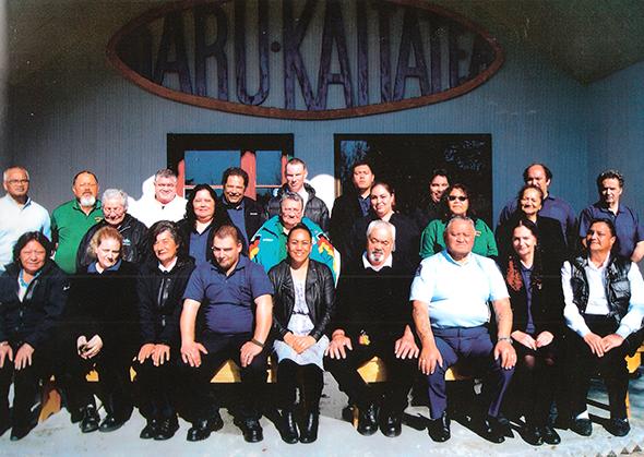Ngā Wātene Māori katoa.