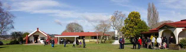 Ngāti Pūkeko Marae, Whakatāne.
