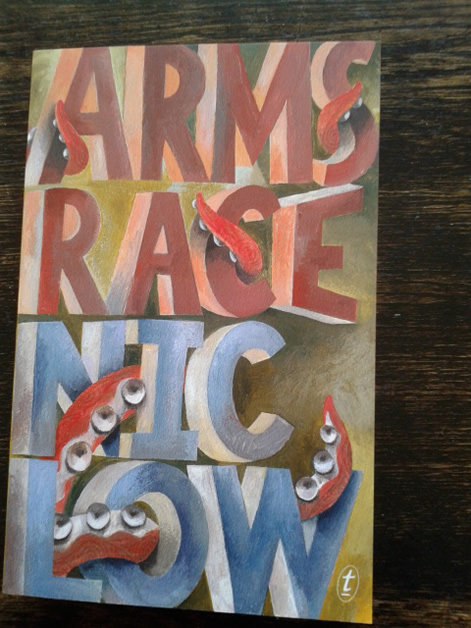 Nic Low's latest book cover.