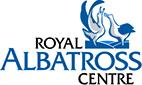 Northern Royal Albatross Centre logo.
