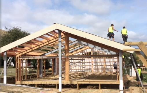 Progress on the Whare Wānanga