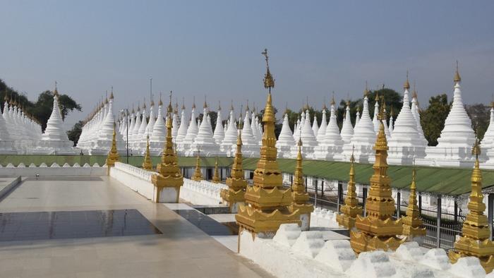 Sanda Muni Pagodas.