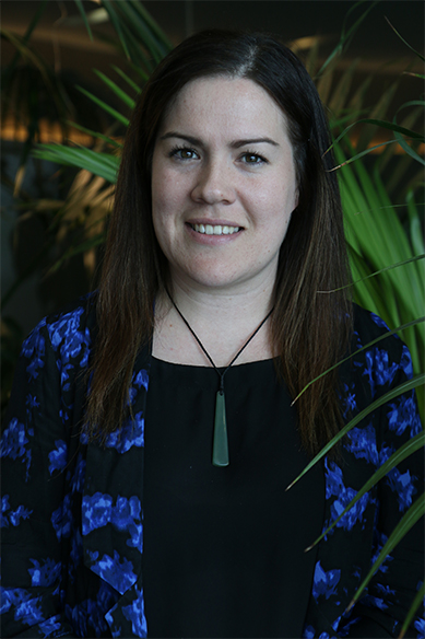 Sarah Fulham – looking forward to editing Te Pānui Rūnaka.