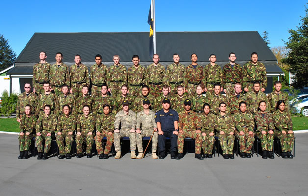 Sarah's 2 Platoon.