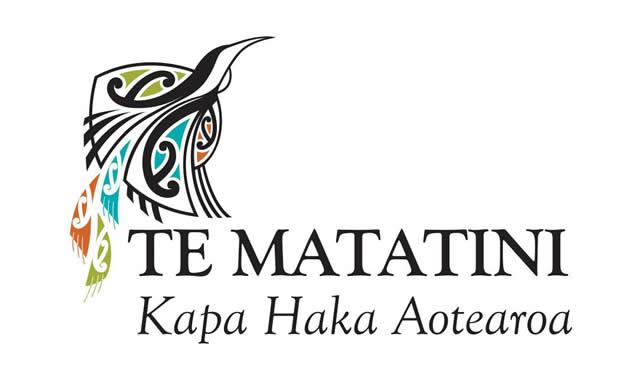 Te Matatini logo 2014
