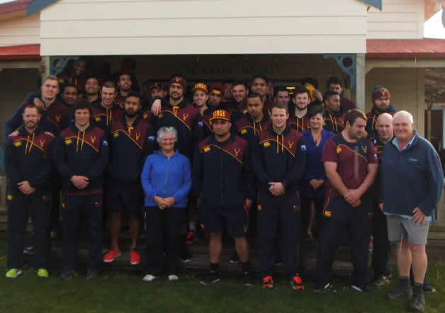 The Southland Stags.