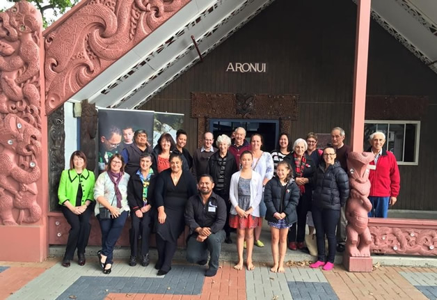 Whānau who attended our annual general meeting.