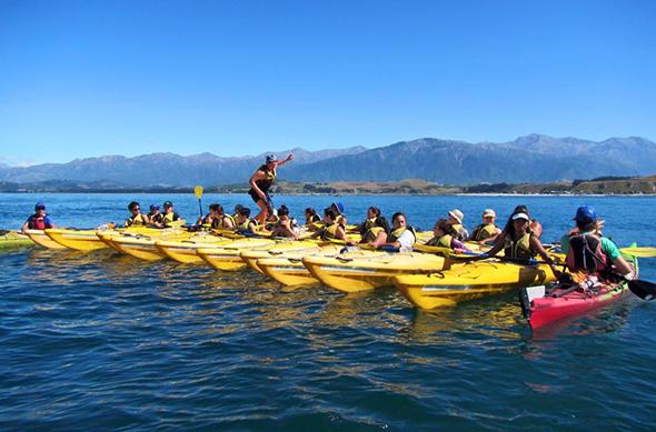 kayaking kmk