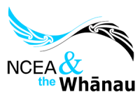 ncea an the whanau logo
