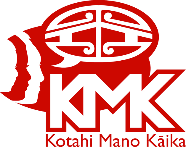 new kmk Logo red