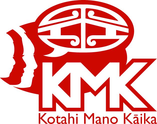 new kmk Logo red